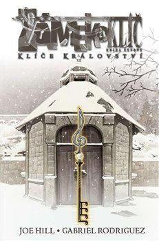 Obálka titulu Zámek a klíč 4: Klíče království