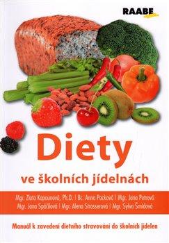 Obálka titulu Diety ve školních jídelnách