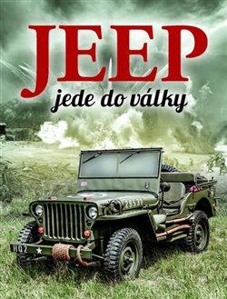 Obálka titulu Jeep jede do války