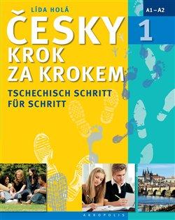 Obálka titulu Česky krok za krokem 1 - německá