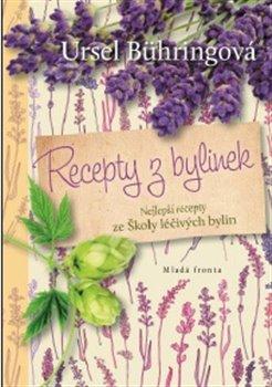 Obálka titulu Recepty z bylinek