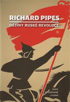 Obálka titulu Dějiny ruské revoluce