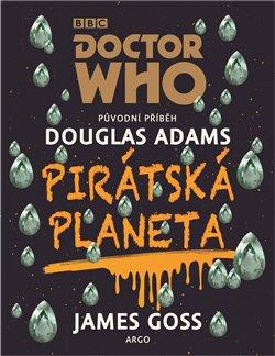 Obálka titulu Doctor Who: Pirátská planeta