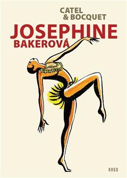 Obálka titulu Josephine Bakerová