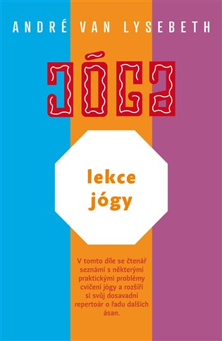 Lekce jógy - André Van Lysebeth   Booksquad.ink