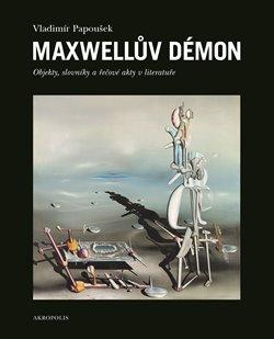 Obálka titulu Maxwellův démon