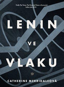 Obálka titulu Lenin ve vlaku