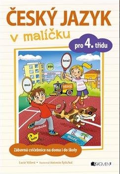 Obálka titulu Český jazyk v malíčku pro 4. třídu