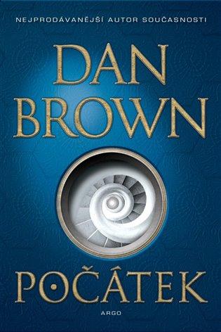 Počátek - Dan Brown | Booksquad.ink