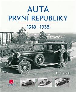 Obálka titulu Auta první republiky