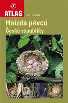 Obálka titulu Hnízda pěvců České republiky