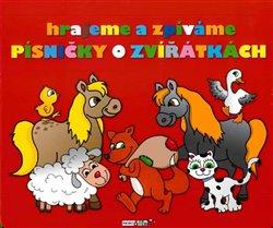 Obálka titulu Hrajeme a zpíváme písničky o zvířátkách - Piánko