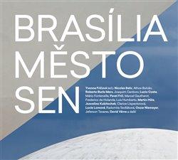 Obálka titulu Brasília – město – sen