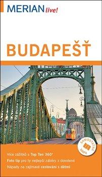 Obálka titulu Budapešť - Merian Live!