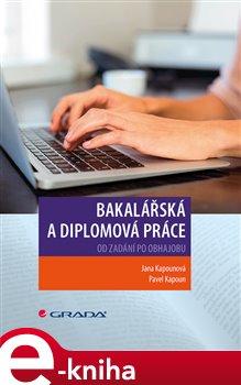 Obálka titulu Bakalářská a diplomová práce