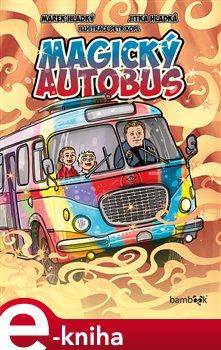 Obálka titulu Magický autobus