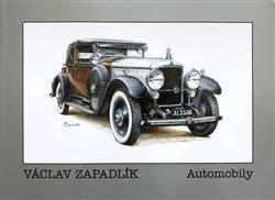 Obálka titulu Automobily