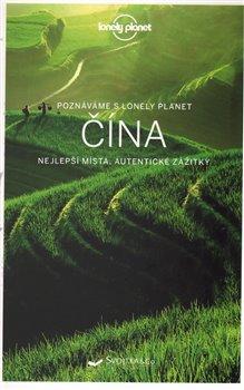 Obálka titulu Čína - Lonely Planet