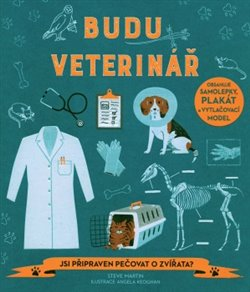 Obálka titulu Budu veterinář