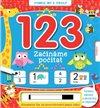 Obálka knihy Pomoz mi s úkoly - 123 Začínáme počítat
