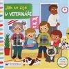 Obálka knihy Jak to žije u veterináře