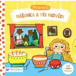 Obálka titulu Minipohádky – Mášenka a tři medvědi