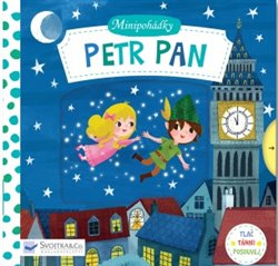 Obálka titulu Minipohádky –  Petr Pan