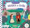 Obálka knihy Minipohádky – Kráska a zvíře