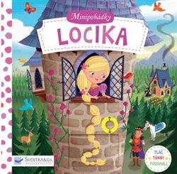 Obálka titulu Minipohádky – Locika