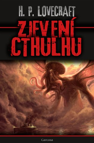 Zjevení Cthulhu - Howard Phillips Lovecraft | Booksquad.ink