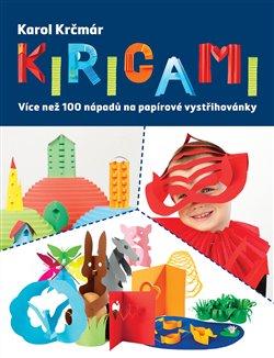 Obálka titulu Kirigami