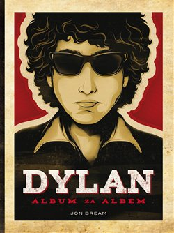 Obálka titulu Dylan – Album za albem