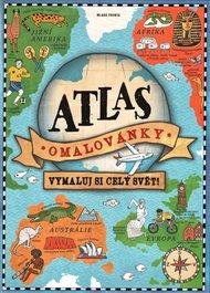 Atlas - omalovánky