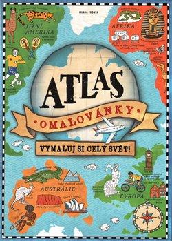 Obálka titulu Atlas - omalovánky
