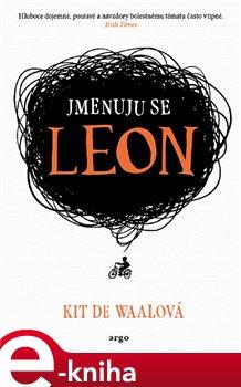 Obálka titulu Jmenuju se Leon
