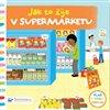 Obálka knihy Jak to žije v supermarketu