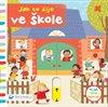Obálka knihy Jak to žije ve škole