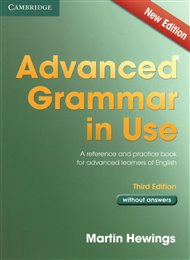 Advanced Grammar in Use - 3rd edition - Without Answers