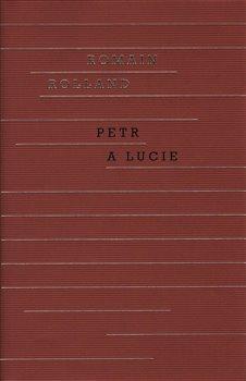Obálka titulu Petr a Lucie