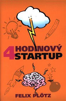 Obálka titulu 4hodinový startup
