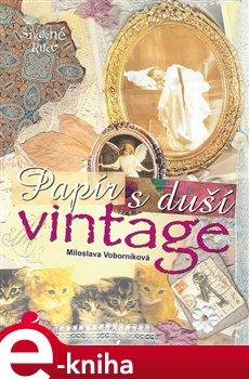Papír s duší vintage