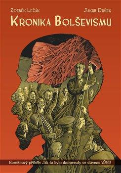 Obálka titulu Kronika bolševismu