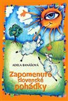 Obálka knihy Zapomenuté slovenské pohádky