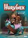 Obálka knihy Hurvínek a kouzelné muzeum - Zábavné aktivity pro malé školáky