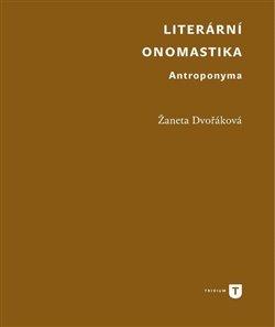 Obálka titulu Literární onomastika