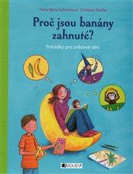 Proč jsou banány zahnuté?
