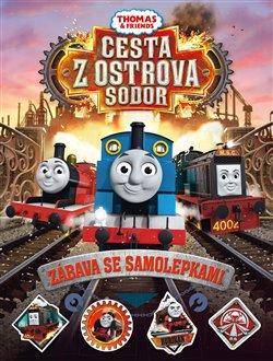 Obálka titulu Tomáš a jeho přátelé Cesta z ostrova Sodor