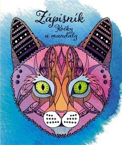 Obálka titulu Zápisník pro holky - kočky a mandaly