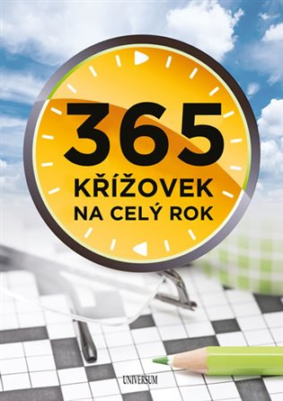 365 křížovek na celý rok - Jan Beer | Booksquad.ink