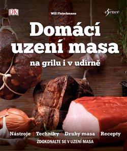 Obálka titulu Domácí uzení masa na grilu i v udírně